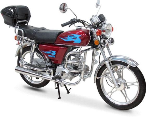 Мотоцикл GRYPHON ORION 125 Al